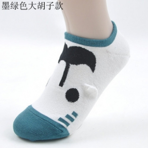 Cartoon design cotton socks