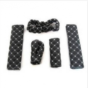 5-piece sets of safety gear handbrake cover