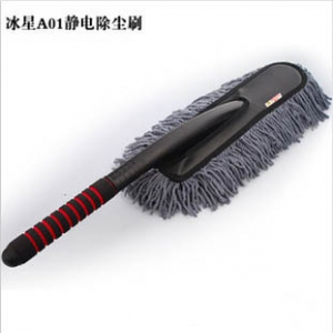 High quality microfiber cleaning car wax brush