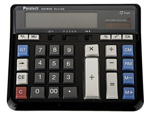 Electronic Office Calculator PA-2135S