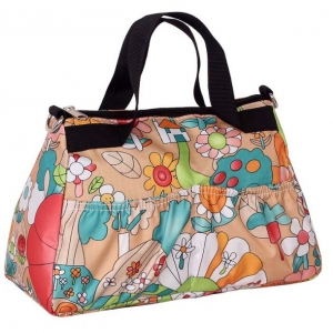 Casual Waterproof printed handbags