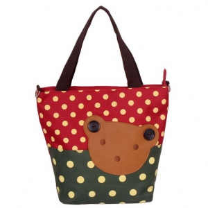 Cartoon printing lunch bag / mini handbag