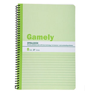 Spiral Notebook B5 SD-B5-S1-60