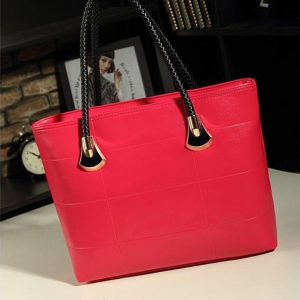 Casual Messenger ladies bag ( Red)