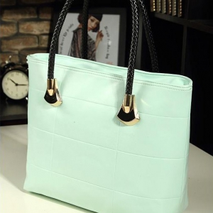 Korean Casual Messenger ladies bag (Pea Green)