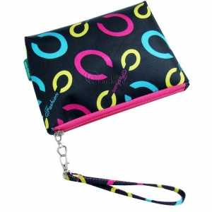 Waterproof Cosmetics Pouch Assorted Colours