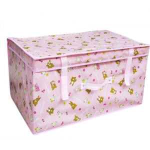 Large Size Foldable Storage Box ,Assorted Colours 60*40*30CM