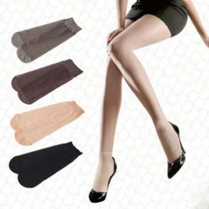 9203 Silky shorts stockings