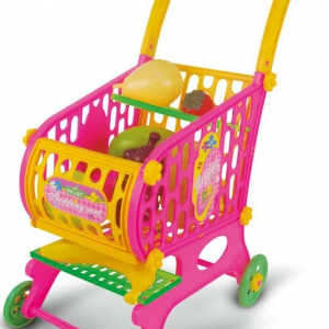 Toy Supermarket Trolly