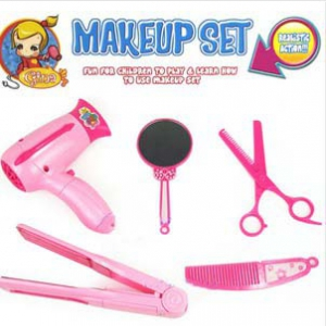 Girl's hairdressing 5pc Gift Set