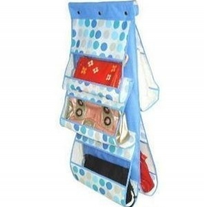 5 Compartments Hang Up Storage Bag