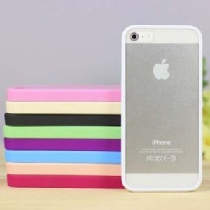 Iphone 5 / 5S  Transparent acrylic shell phone casing