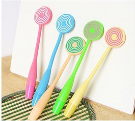 Lovely Lolipop Bendable Pens