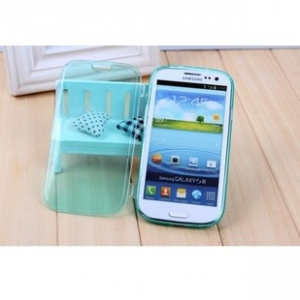 Samsung S4 /S3/note 2 Jelly flip phone casing