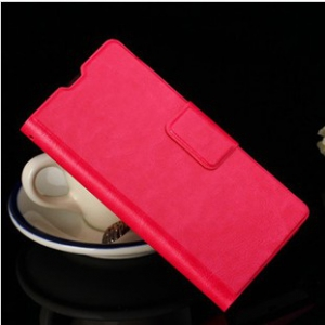 iPhone 5 / 5S/5C/4/4S leather flip cover