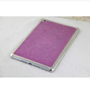 ipad mini  glitter flip cover