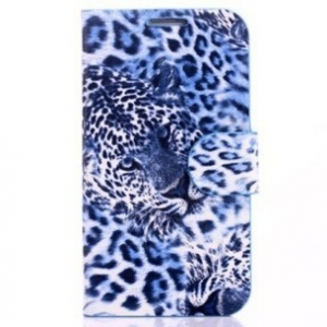 Samsung  Galaxy S4  assorted colour tiger print flip casing