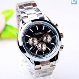 163403 Steel watch
