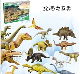 Dinosaur world 3D puzzle