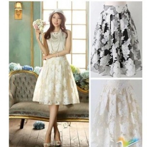 High-end organza tutu skirts