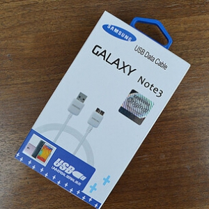 Samsung Galaxy Note 3 USB Data cable