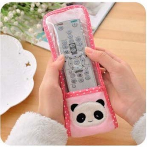 Cute remote cover