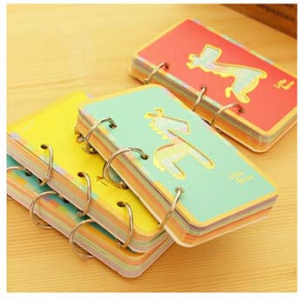 Mini cute notebook