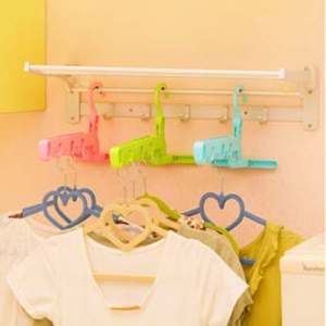 Colorful hangers
