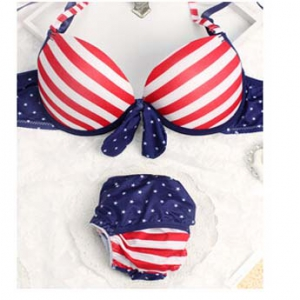 Flag bra set