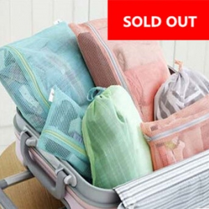 4 PCS  storage bags for travel