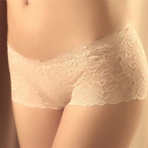 9915Transparent lace underwear