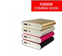 Portable power bank  6000mAh