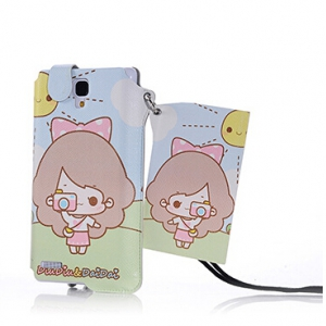 Redmi note cartoon phone cover