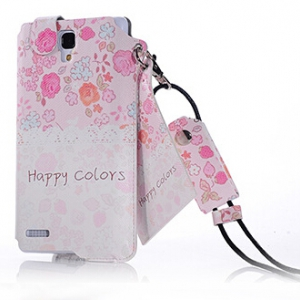 Redmi note phone cover(happy colors)