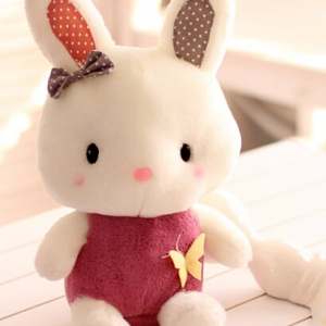 Rabbit doll YJM7504 30cm(Random design)