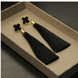 Long earrings E20142 10.5*1.5cm