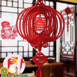 Spring festival decoration- lantern