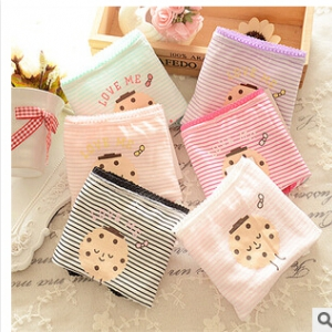 Cute panties 6pcs