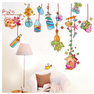 Home decoration wall sticker TC57-310