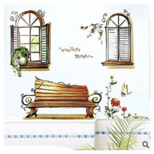 Home decoration wall sticker AY939