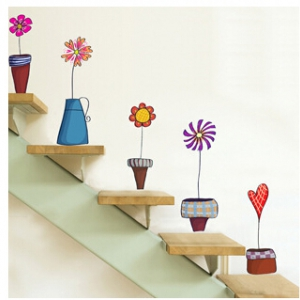 Home decoration wall sticker AY947