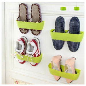 Colorful shoes organiser
