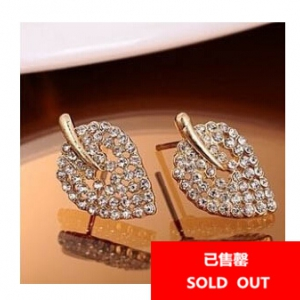 Trendy stylish earrings