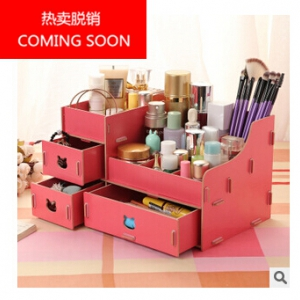 21 DIY Storage box/Cosmetic box