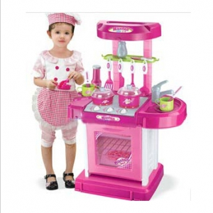 Unisex Kitchen Stove Play Set