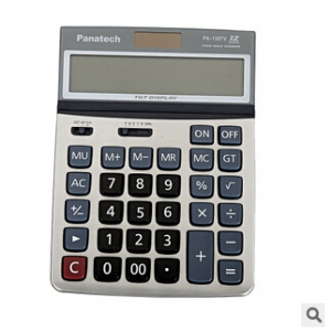 PA-130TV Latest Rotary Screen Solar Calculator