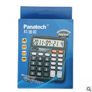 PA-413  Multi-Function Talking Calculator For Office Medium Size