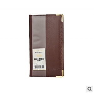 Faux Leather Brown Notebook A48k  A48-397