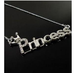 Princess necklace A309