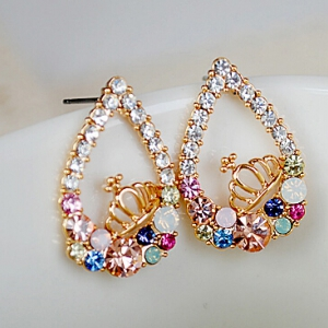 B124  Lovely Earrings
